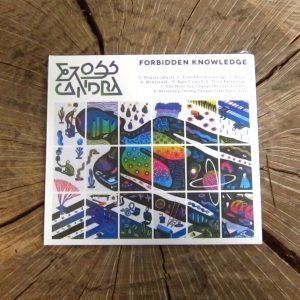CD Eross Candra - Forbidden Knowledge