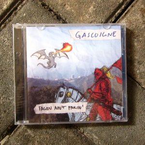 CD Gascoigne - Fagen Ain't Fakin