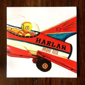 CD Harlan - Operasi Kecil