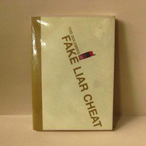 Buku - Fake, Liar, Cheat