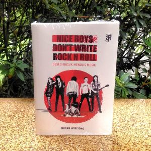 Buku - Nice Boys Don't Write Rock and Roll