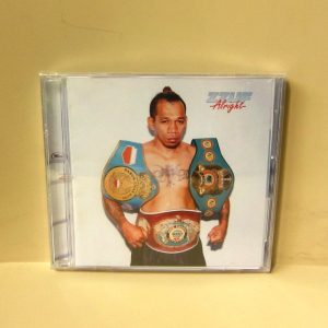 CD ZZUF - Alright