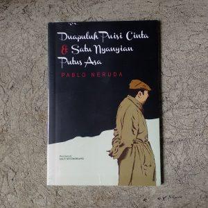 Buku - Duapuluh Puisi Cinta
