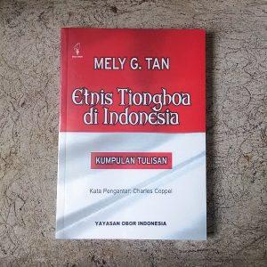 Buku - Etnis Tionghoa di Indonesia