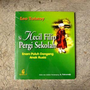 Buku - Si Kecil Pergi Sekolah
