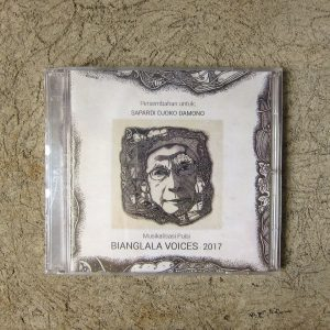 CD Musikalisasi Puisi Bianglala Voices - 2017