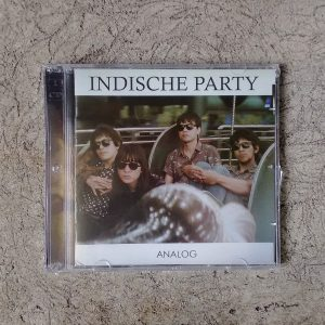 CD Indische Party - Analog