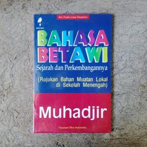 Buku - Bahasa Betawi