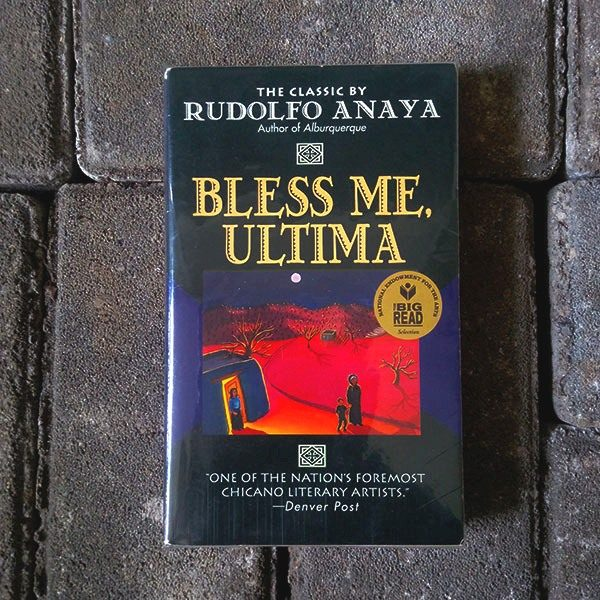 a critical analysis of bless me ultima a novel by rudolfo anaya Buy a cheap copy of bless me, ultima book by rudolfo anaya stories filled with wonder and the haunting beauty of his culture have helped make rudolfo anaya the father of chicano literature in english, and his tales fairly free shipping over $10.
