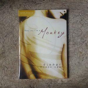 Buku - They Say I'm a Monkey