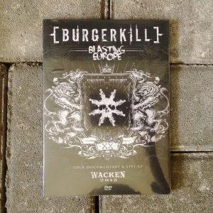 DVD Burgerkill
