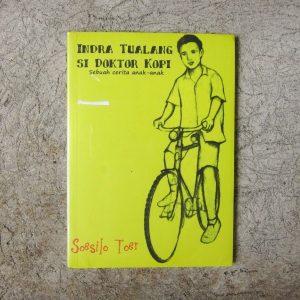 Buku - Indra Tualang si Dokter Kopi