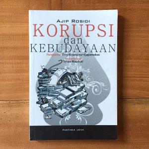Buku - Korupsi dan Kebudayaan