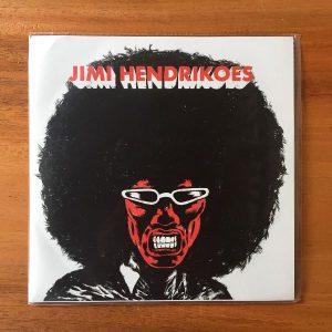 Vinyl - Jimi Hendrikoes