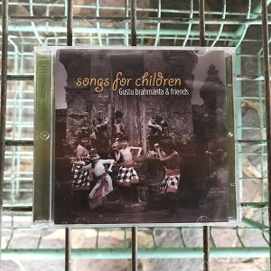 CD-SongsForChildren