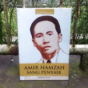 Buku Amir Hamzah Sang Penyair