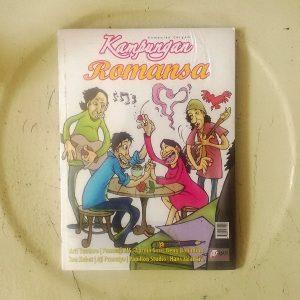 Buku Cergam Kampungan - Romansa