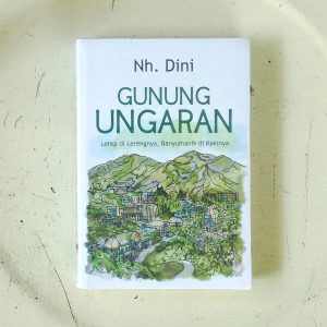 Buku - Gunung Ungaran