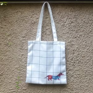 Tote Bag Dog