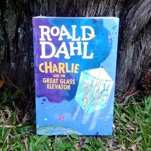 Buku - Charlie and the Great Glass Elevator
