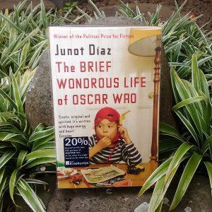Buku The Brief Wondrous Life of Oscar Wao