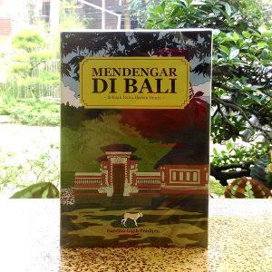 Buku - Mendengar di Bali