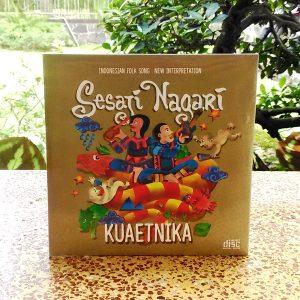 CD Kuaetnika - Sesaji Nagari