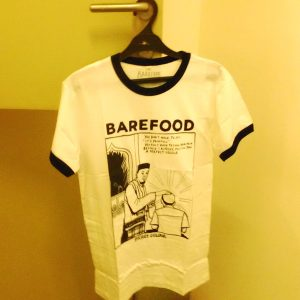 T-Shirt Barefood - Perfect Colour