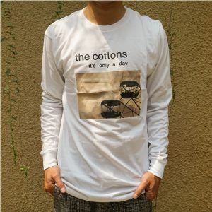 T-Shirt The Cottons Lengan Panjang