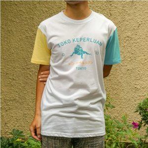 T Shirt Toko Keperluan Lengan Pendek
