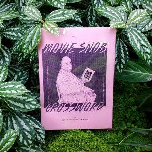 Zine - The Movie Snob Crossword