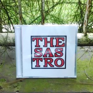 CD The Sastro - Reissue