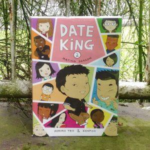 Buku - Date King 2