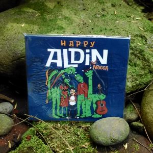 CD Aldin dan Mocca - Happy