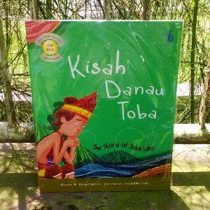 Buku - Kisah Danau Toba