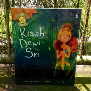 Buku - Kisah Dewi Sri