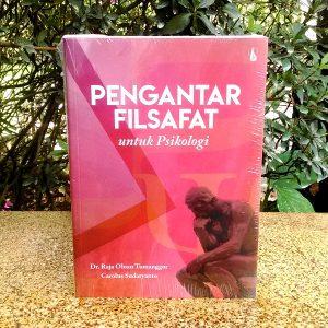 Buku - Pengantar Filsafat untuk Psikologi