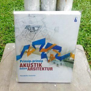 Buku - Prinsip-prinsip Akustik dalam Arsitektur