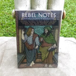 Buku - Rebel Notes Catatan Seniman Pemberontak