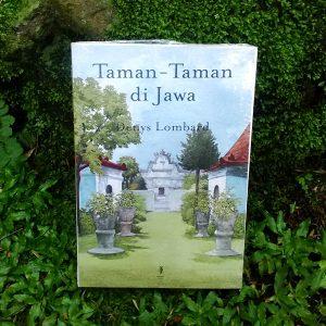 Buku - Taman-taman di Jawa - Denys Lombard