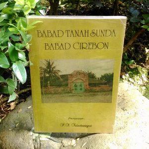 Buku - Babad Tanah Sunda Babad Cirebon
