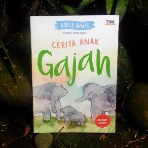 Buku - Cerita Anak Gajah
