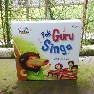 Buku - Pak Guru Singa