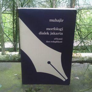 Buku - Morfologi Dialek Jakarta