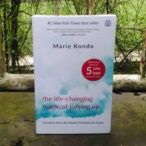 Buku - The Lifechanging Magic of Tidying Up