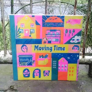 Buku - Moving Time