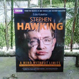 Majalah - Stephen Hawking