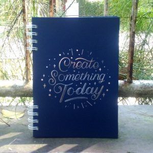 Notebook Create Something Today