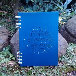 Notebook - Create Something Today
