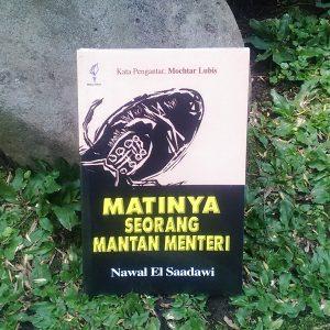 Buku - Matinya Seorang Mantan Menteri